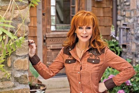 Reba mcentire interview a powerhouse of talent and heart for How many kids does reba mcentire have