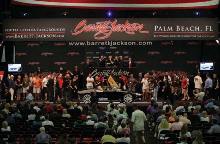 Barrett-Jackson Car Auction
