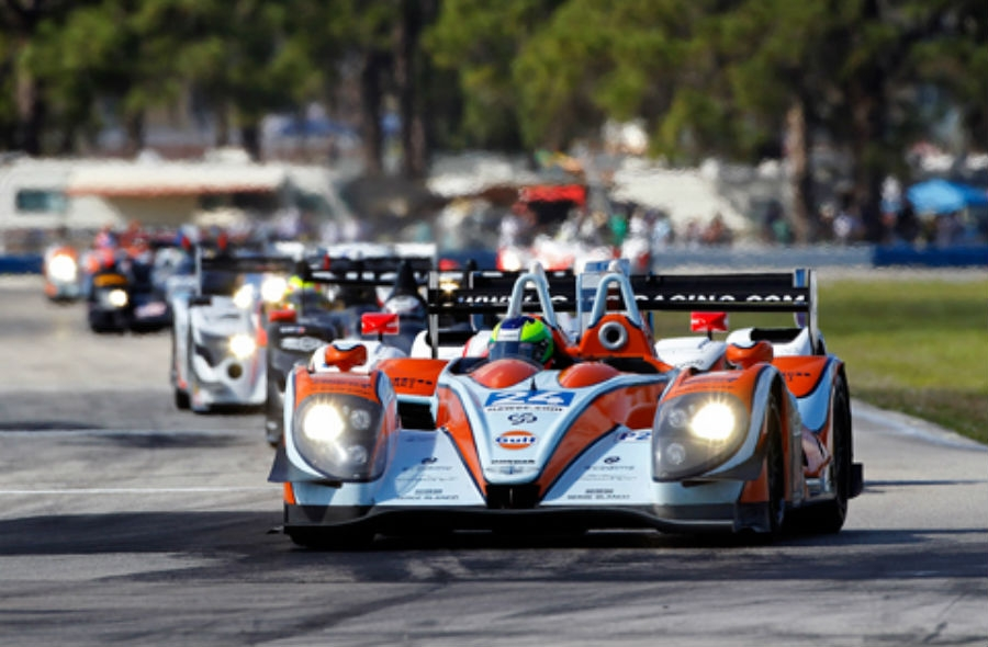 photos by Rolex /Stephan Cooper, Audi, Porsche and ALMS.