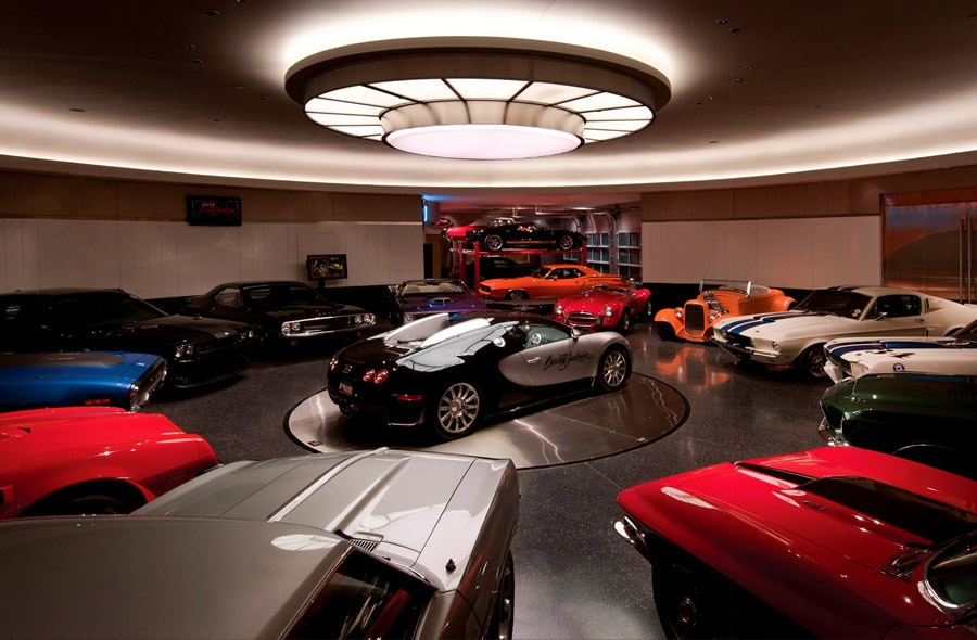 CEO Craig Jackson Of BarrettJackson Auction Company - Barrett jackson car show