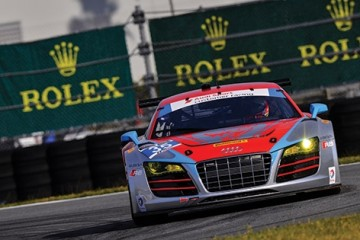 Photos courtesy of Audi of America, Rolex, TRG-AMR and Eric Gilbert of Motorsport.com.