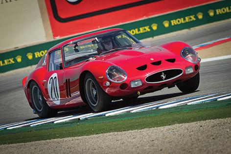 Montery Classic Car Week