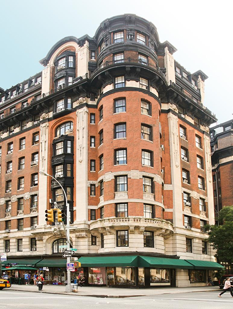 triumph hotels and the iroquois: boutique hotels in new york city