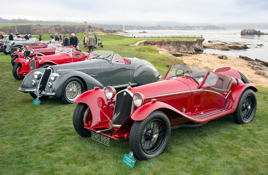 Monterey Classic Car Week Preview Your Guide To The Best - Classic car events