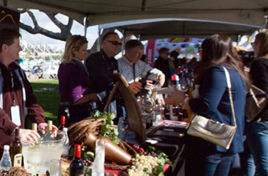 An Diego Bay Wine And Food Festival