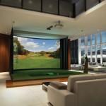 High-Definition-Golf-indoor-golf-simulator-installation
