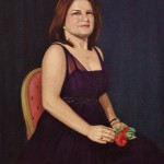 Kimberly-Andrick--Assistant-Vice-President-of-Wells-Fargo-Bank-Oil-on-Belgian-linen-30x24