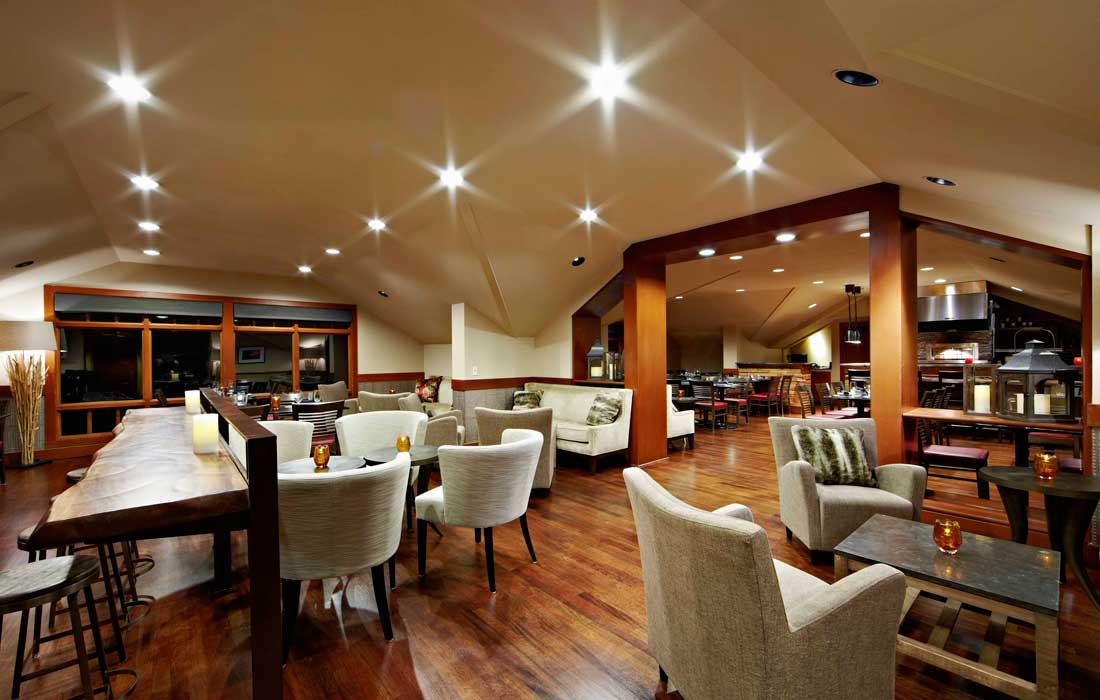 Salish Lodge Dining Room