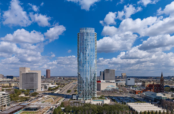 Museum tower dallas love where you live - Creative home with beautiful panorama to provide total comfort living ...