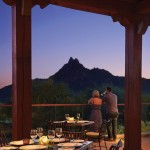 Talavera Patio Pinnacle Peak