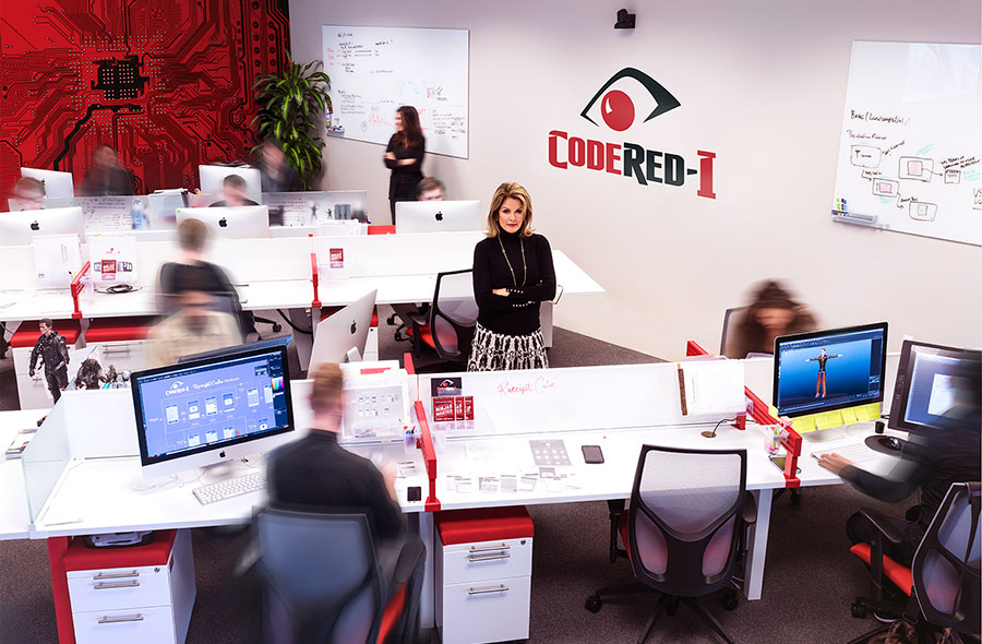 codered-i-office-tina-focus