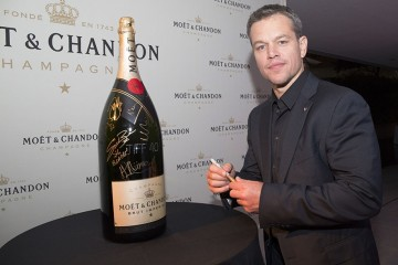 Photos courtesy of Getty Images, Moët & Chandon and Stylist Box