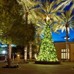 Christmas at the Princess - La Hacienda Plaza Tree