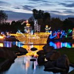Christmas at the Princess - Lagoon Lights