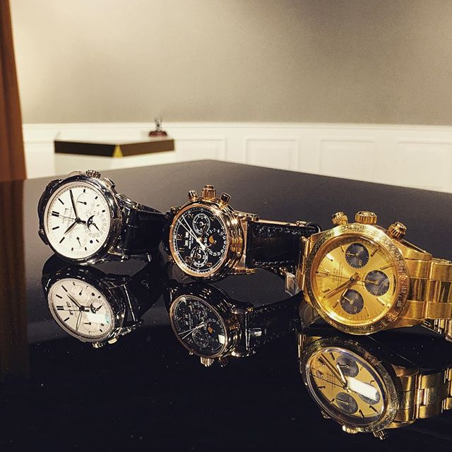 Auctionata luxury watch collection