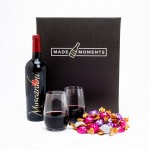 MadeMoments - Muscardini wine gift box