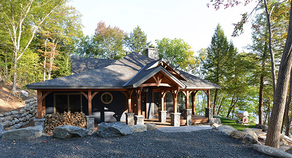 Canadian-Timberframes-Cottage