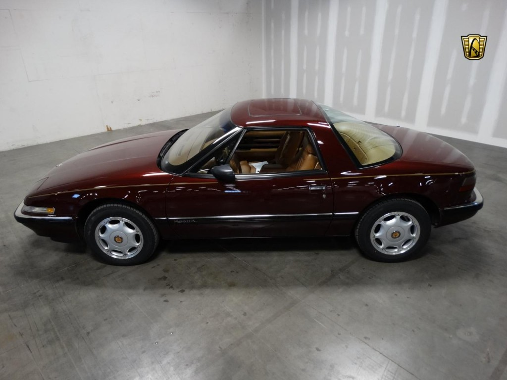 1991 buick reatta coupe gateway classic cars