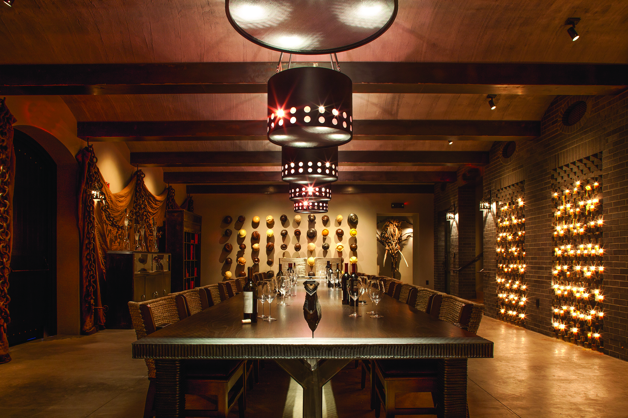 Trinchero Napa Valley HI Res Winery Photo (1) Private Dining Area