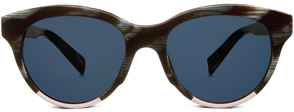 Warby Parker_Piper_Digital Horn with Peony_sunglasses_front