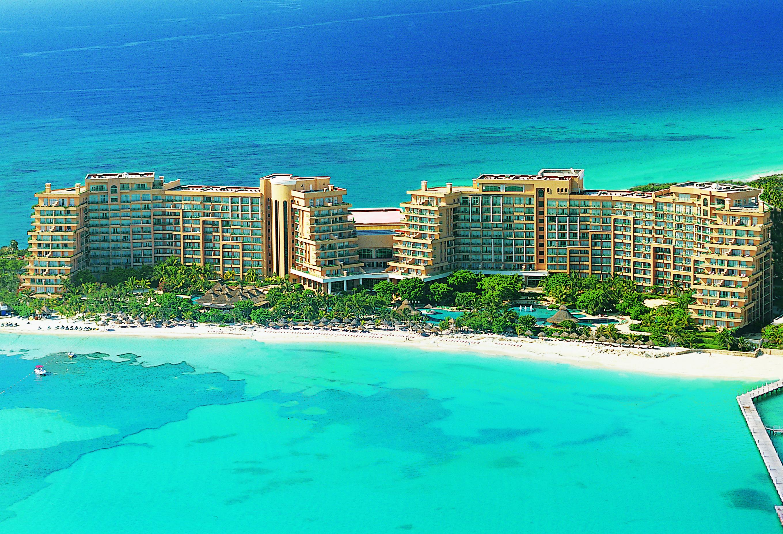 Hotel Fiesta Americana C Beach Cancun The Best Beaches In