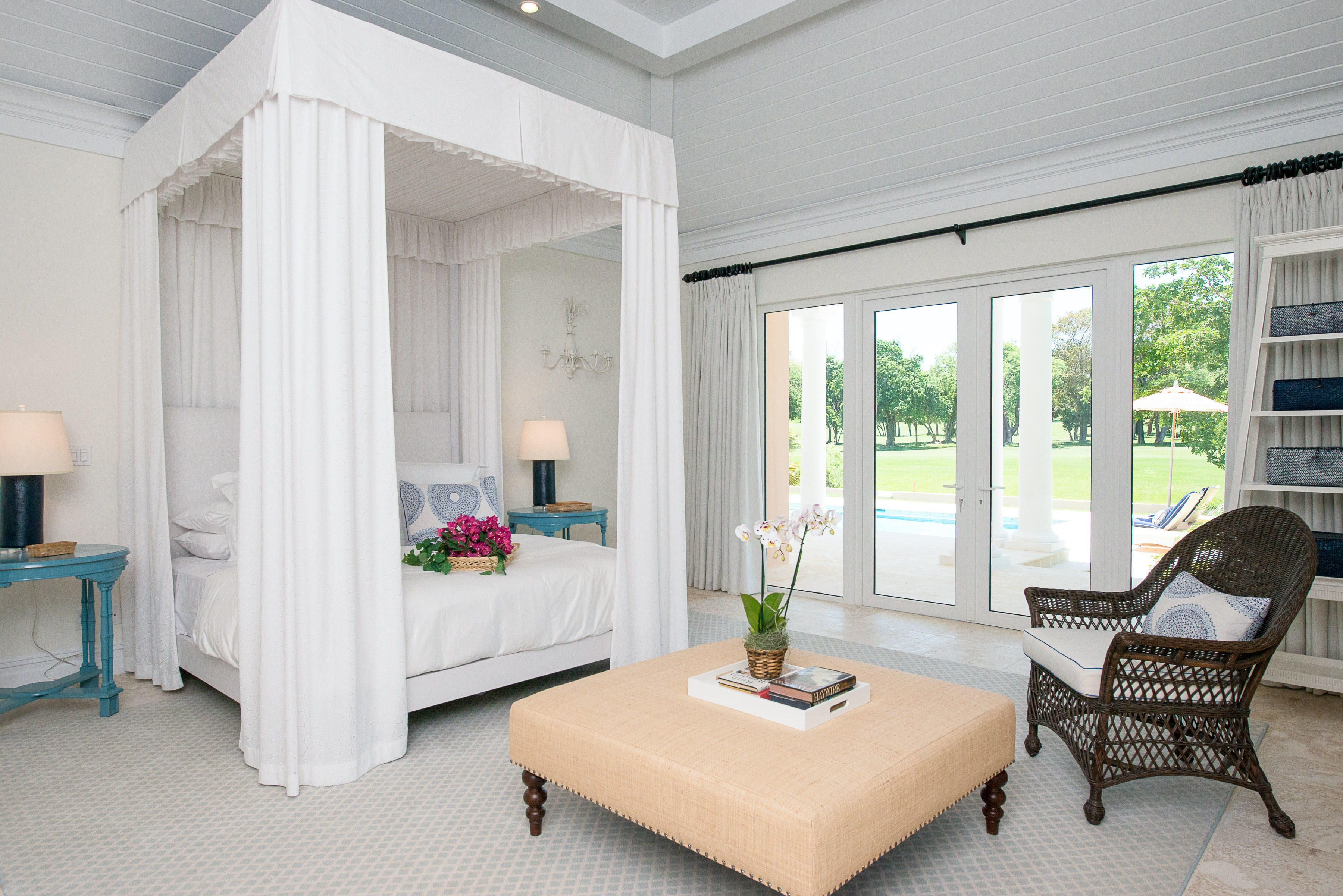 Stunning New Home in Lyford Cay is the Essence of Island Luxury