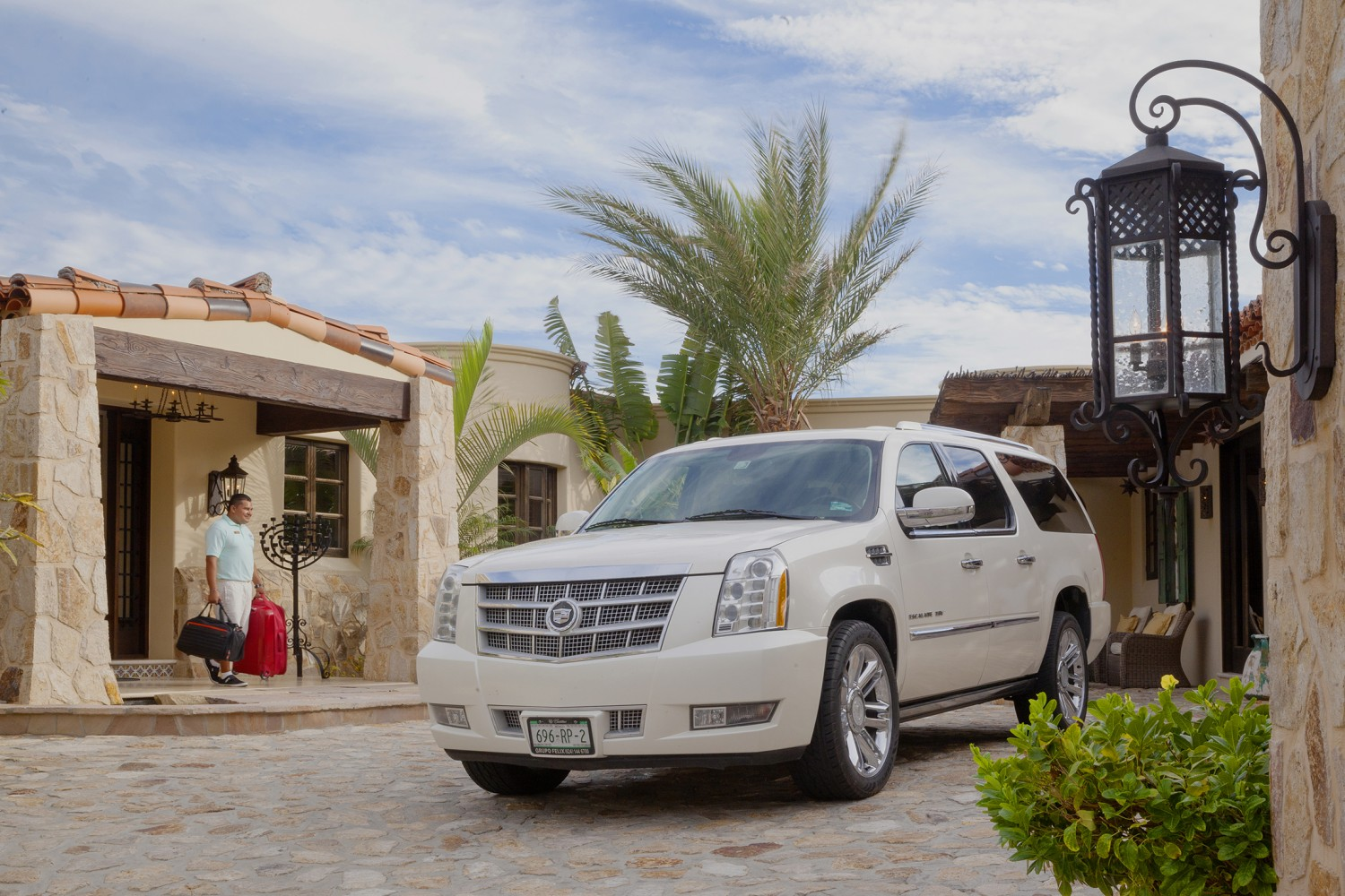 Cabo Luxury Transportation
