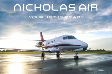 Nicholas Air Citation Latitude Header