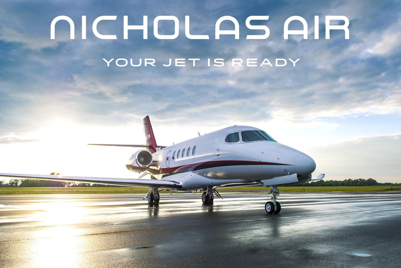 Nicholas Air Citation Latitude Header