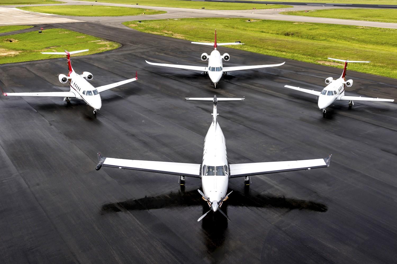 Nicholas Air Fleet