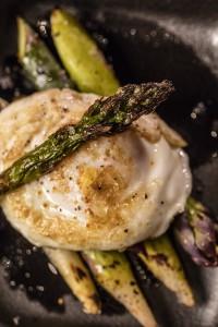 Aspargus and Egg