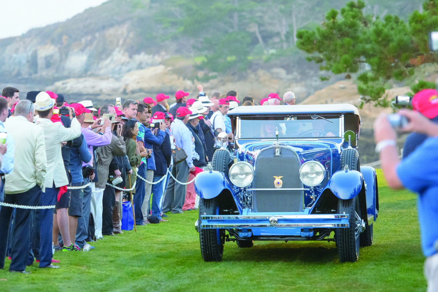 Pebble Beach Concours d\'Elegance: Every Major Race-Winning Car is ...