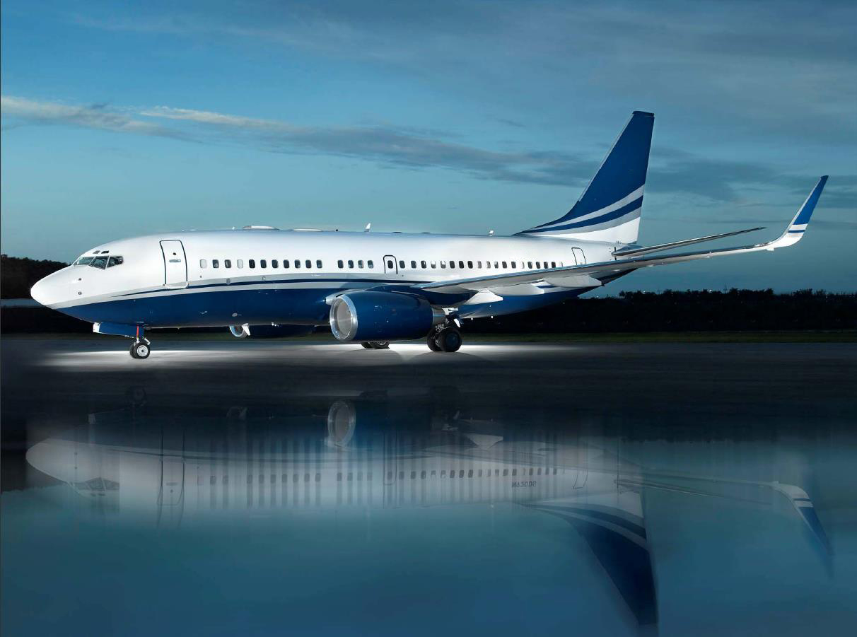 The World Is Your Oyster With Avjets Boeing Business Jet Charter