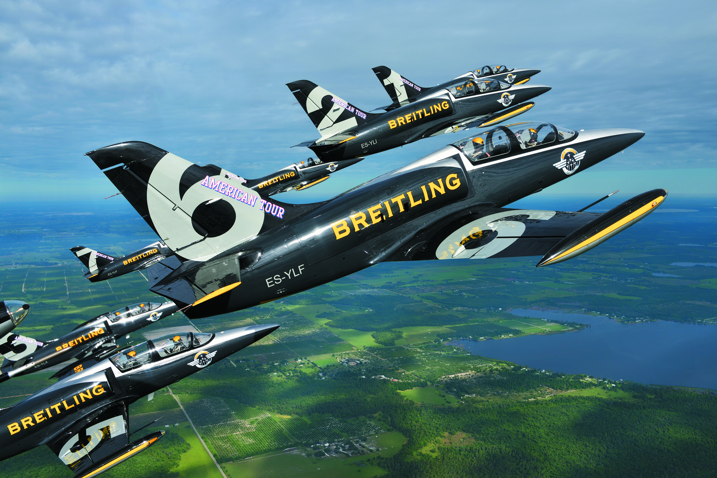 Breitling Jet Team - Lakeland-Florida - USA