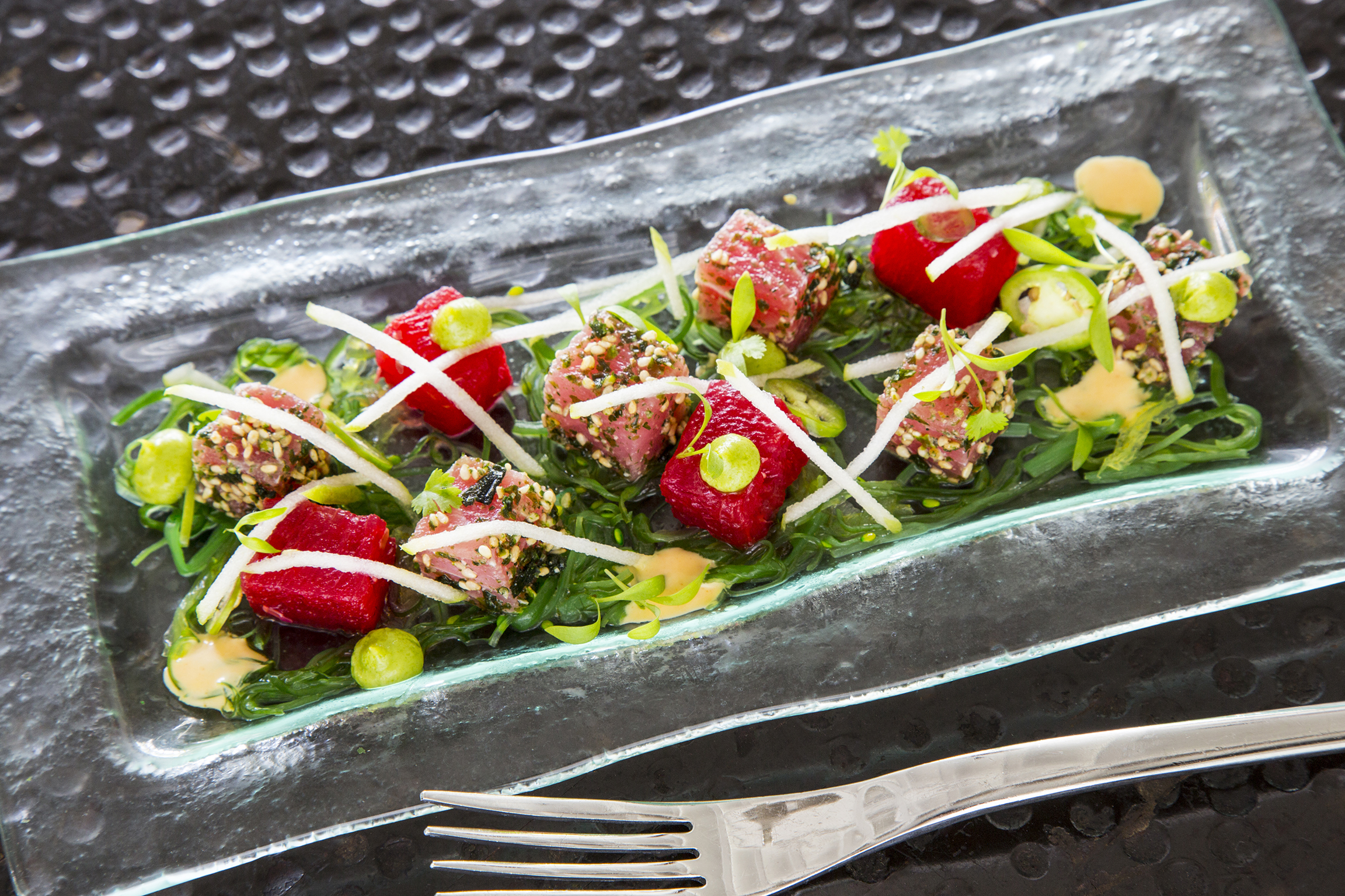 Essensia Tuna & Compressed Watermelon 2