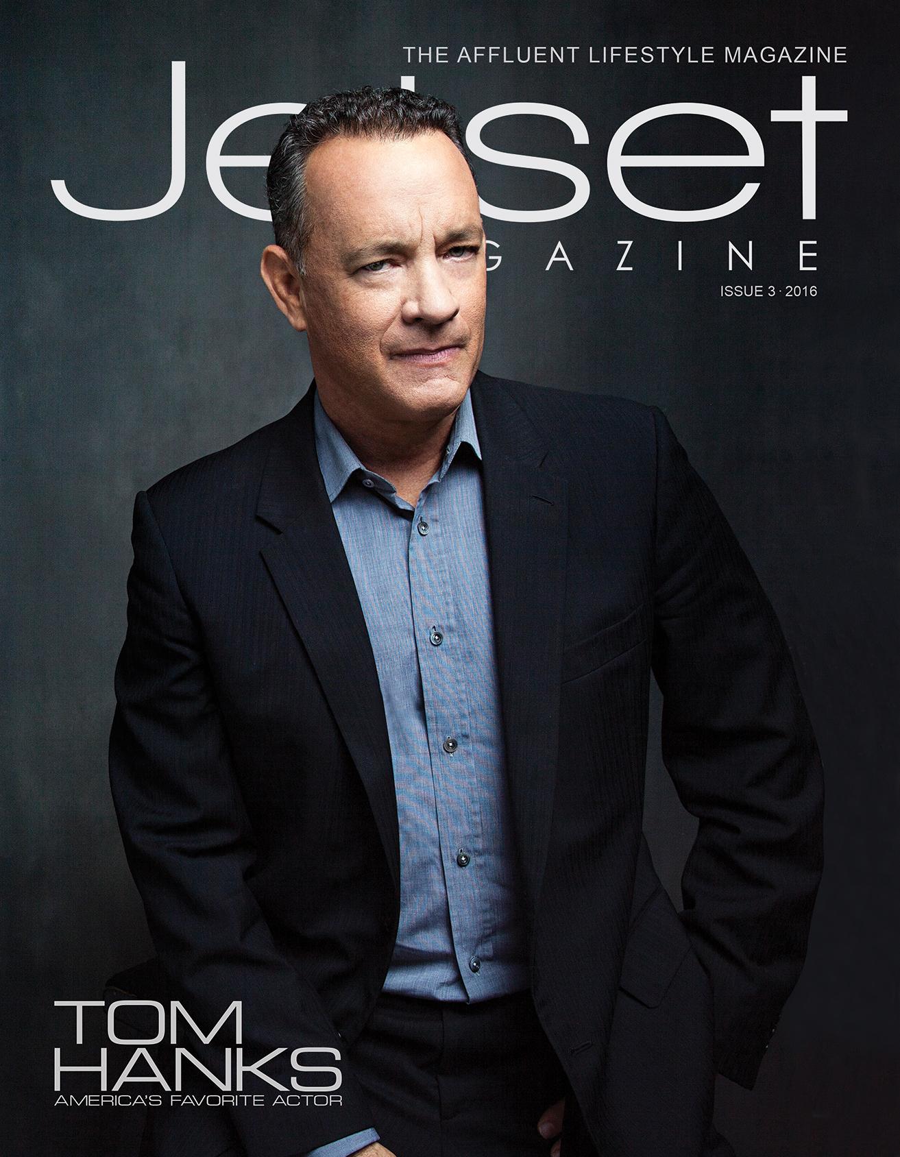 Jetset-Tom Hanks