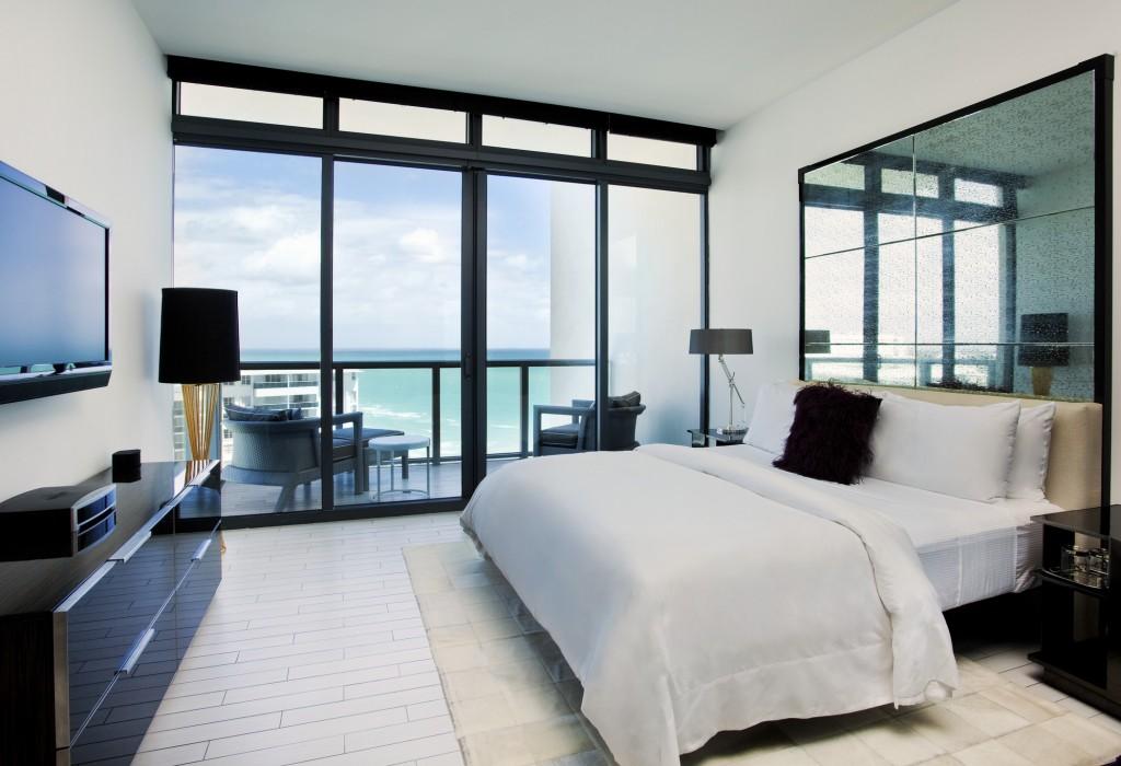 Sanctuary Suite Master Bedroom