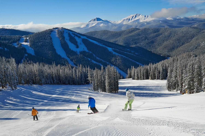 Dercum s dash slope side living at keystone resort in for Ski cabins in colorado