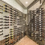 cable wine system custom wine cellar  by papro consulting fork1