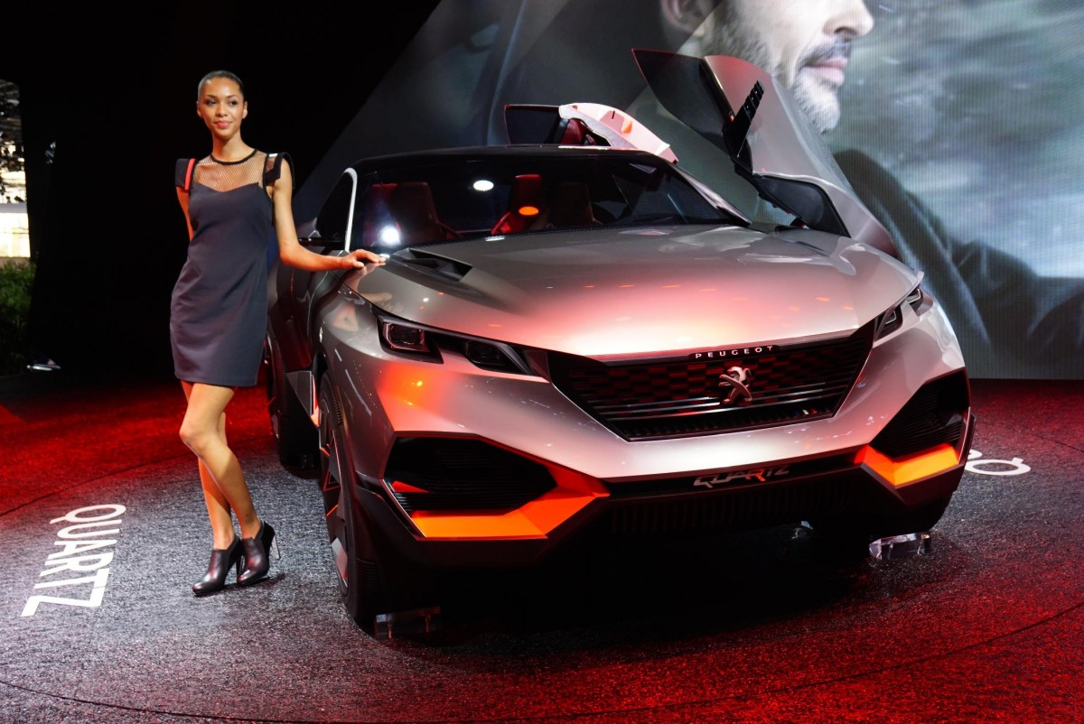 Paris auto show 2016 - Paris motor show ...