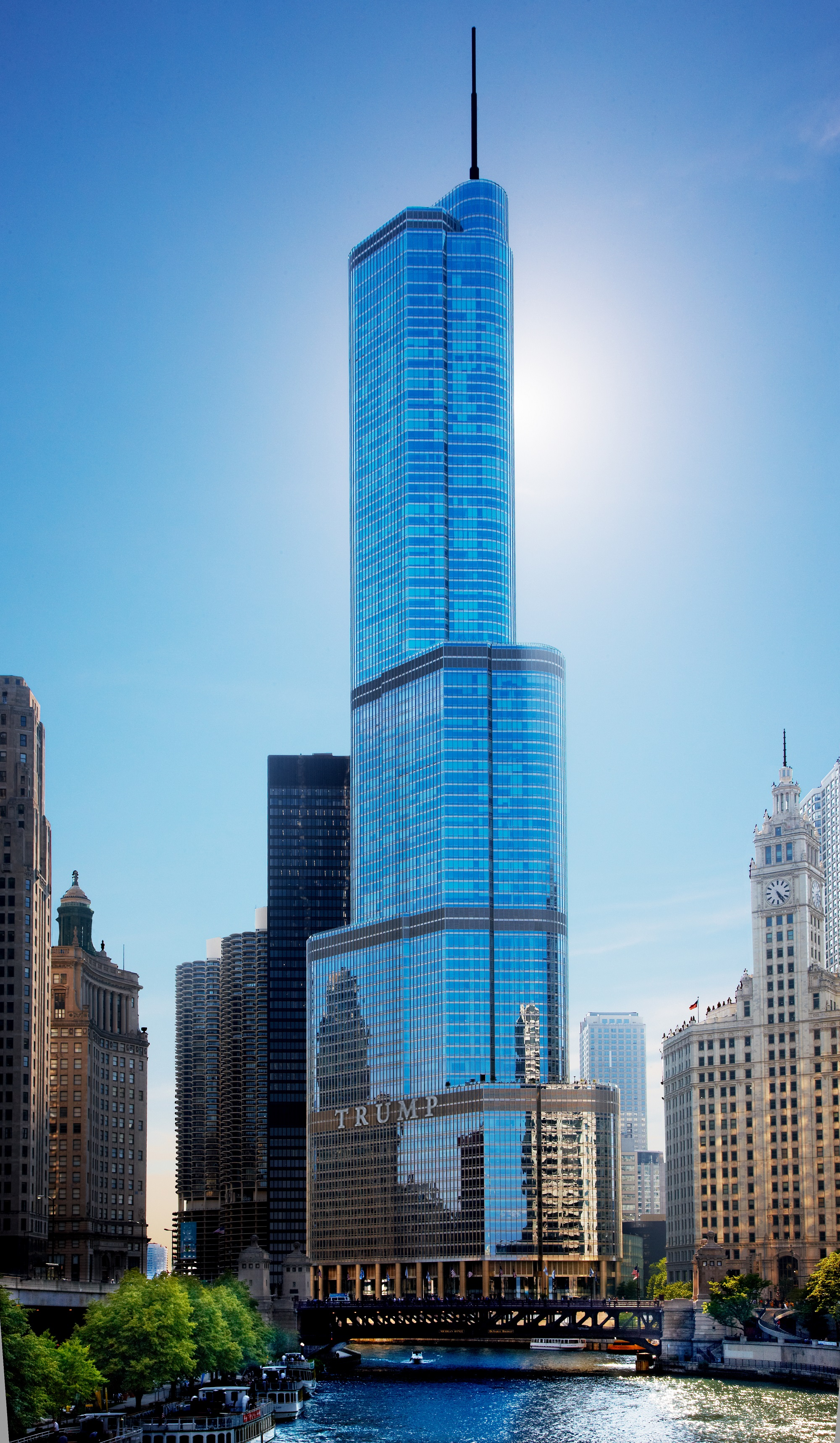 Stylish Elegance at Trump International Hotel & Tower Chicago