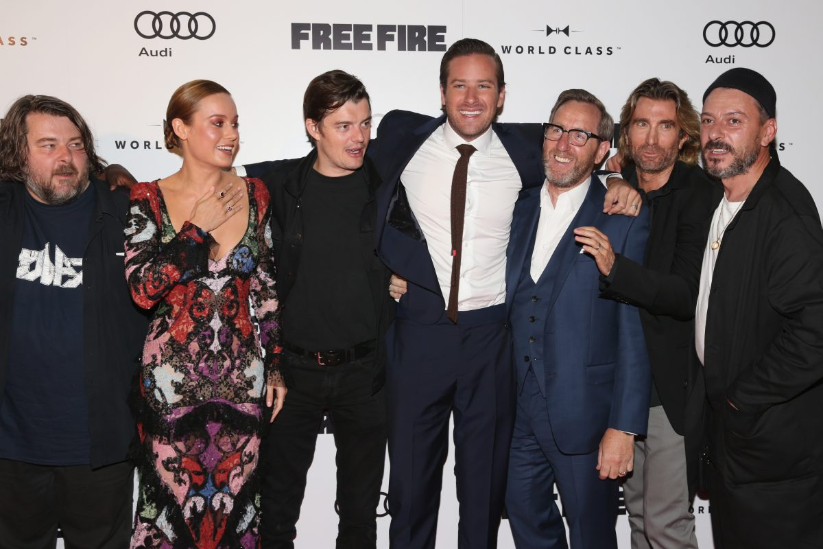 Bulleit Hosts Free Fire Premiere Screening Party At Early Mercy In Toronto