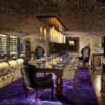 Rancho Valencia Wineroom