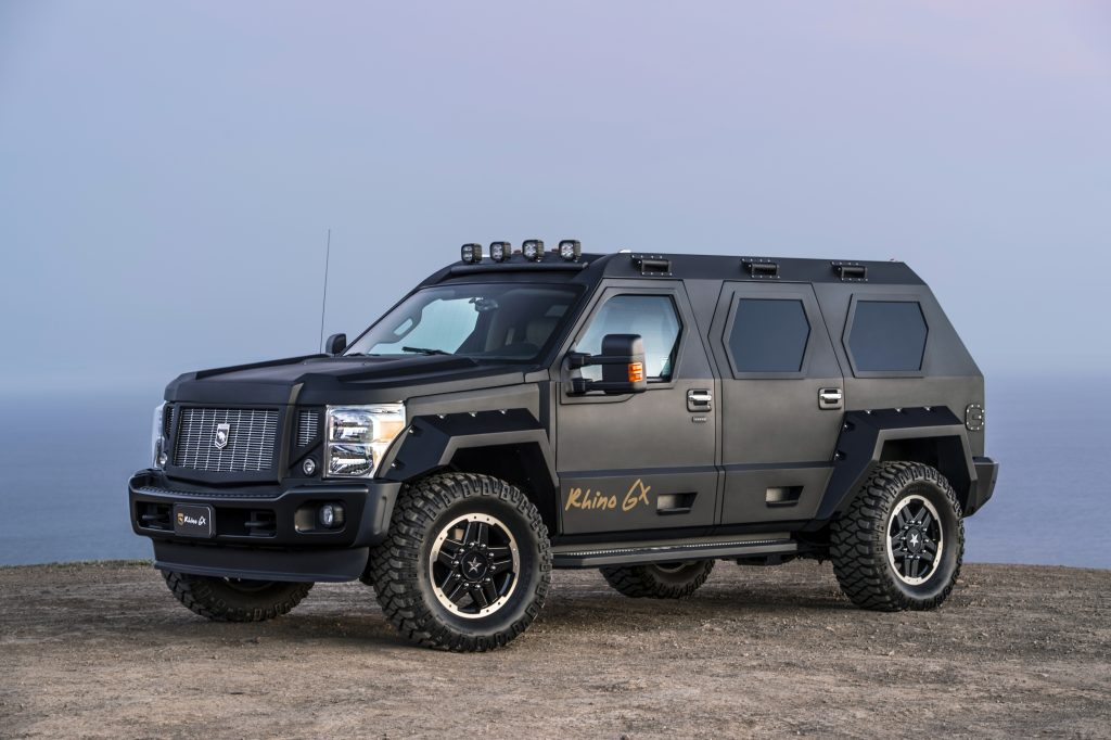 6 Door Ford Truck >> Rugged Road Warriors: The Rhino GX and XT by US Specialty Vehicles