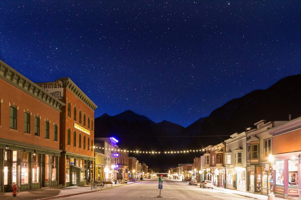 Main Street, Telluride, CO