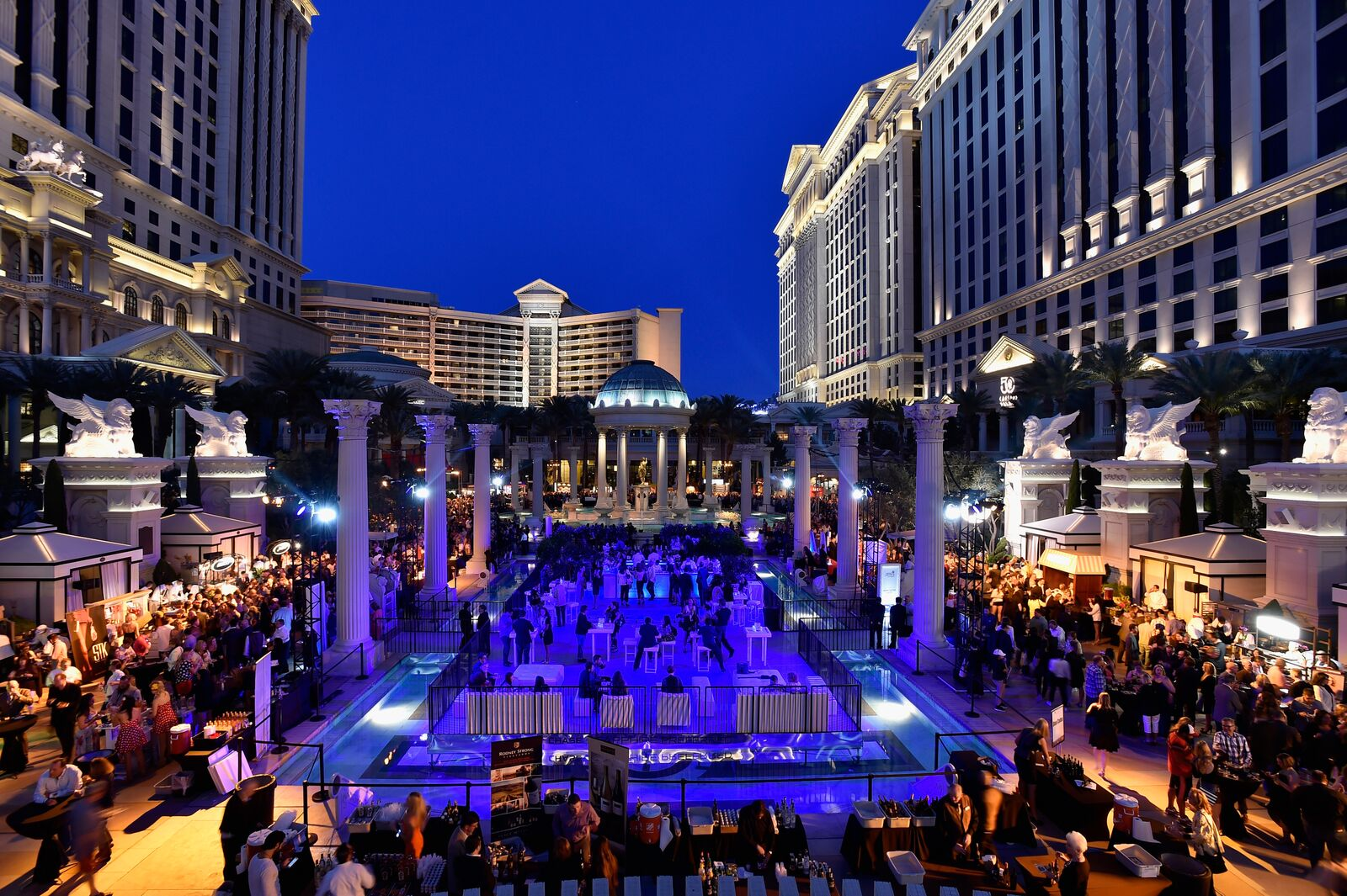 Vegas uncork'd 2016: the world's greatest chefs descend upon sin city