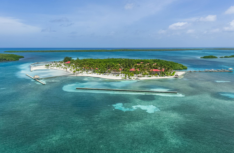 Turneffe Island Resort: Find Yourself at the Heart of the