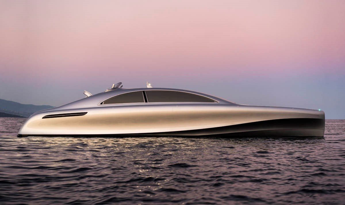 Benz Boat: Mercedes Unveils Its First-Ever Yacht