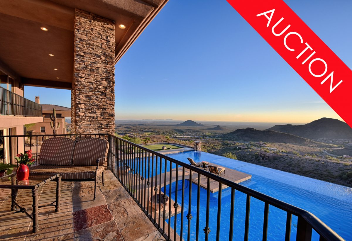 Fountain Hills, AZ | Luxury Auction U2013 Selling With No Reserve U2013 FEB 2ND