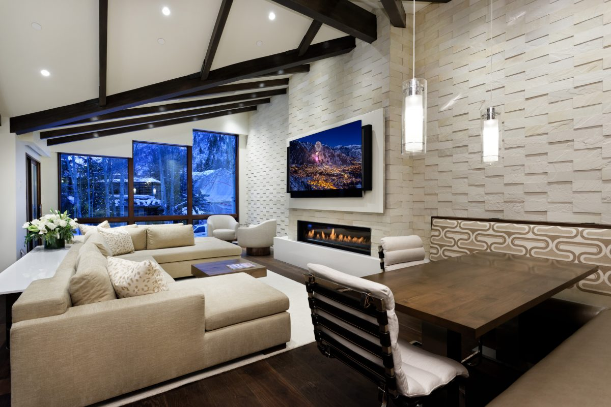 Stunning New Downtown Home in Aspen